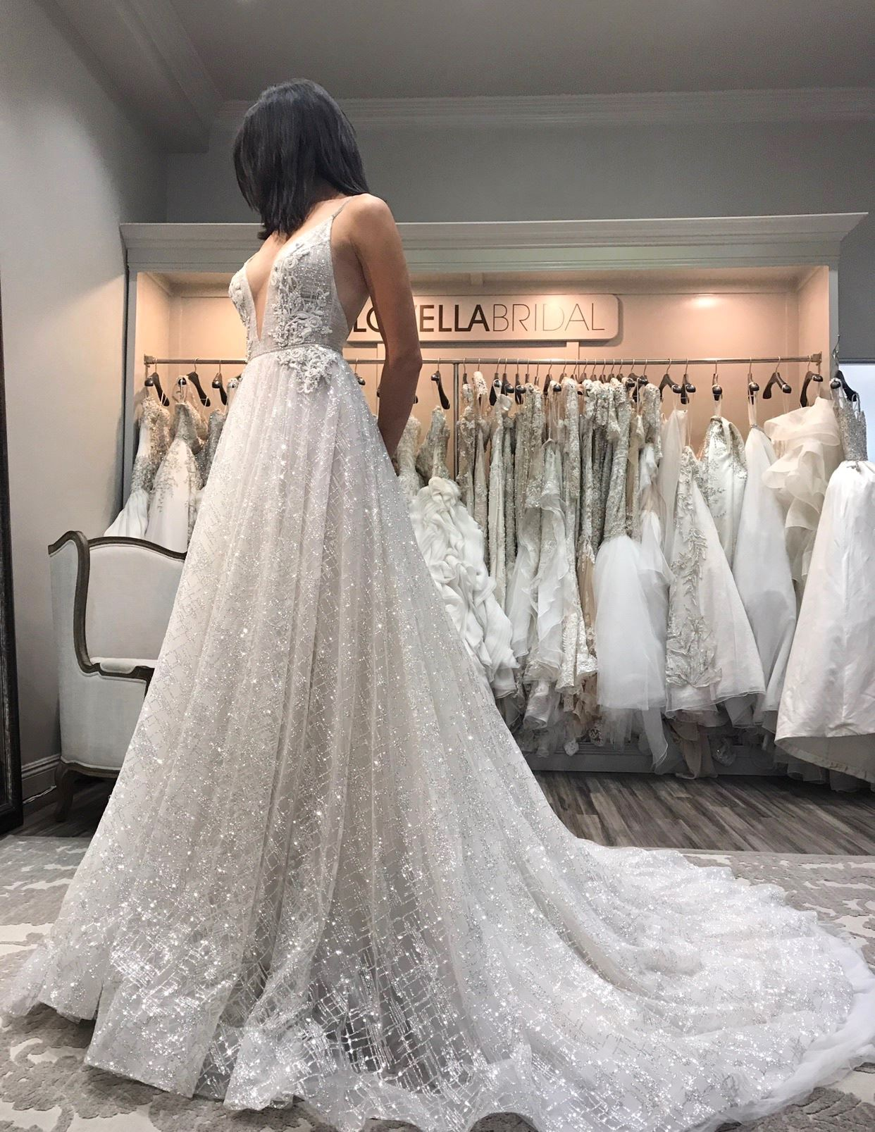 Wedding Advice: How long does it take to order a dress and what should i know about the selection. Desktop Image