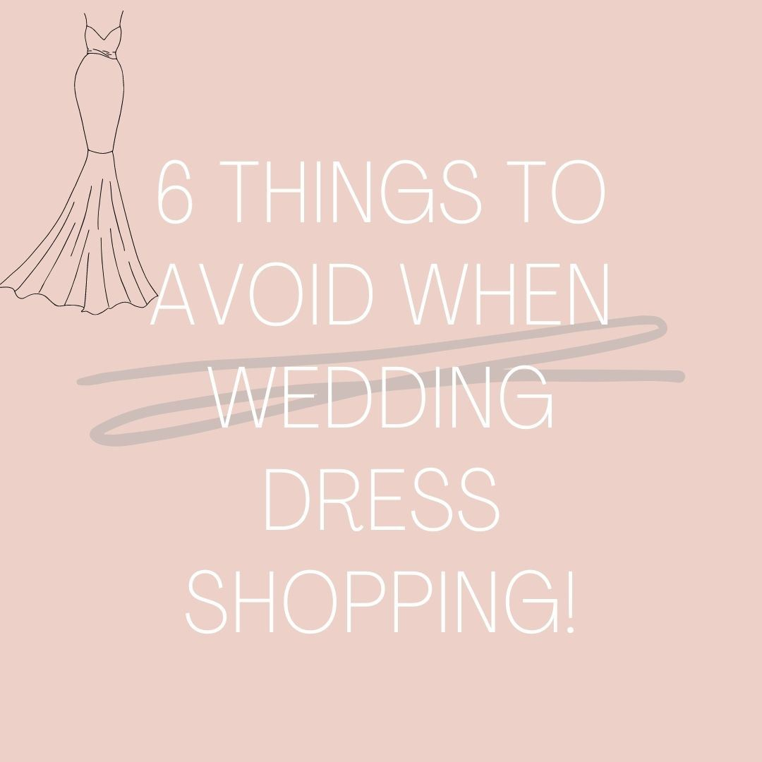 6 Things To Avoid When Wedding Dress Shopping!. Desktop Image