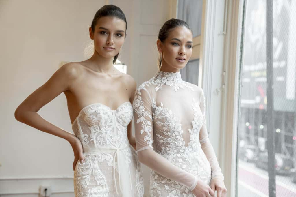 The BERTA PRIVÉE Showroom at New York Bridal Fashion Week Image